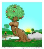 A Dryad by Any other name... by JazzLizard