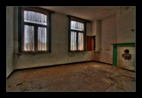 empty room by 21711