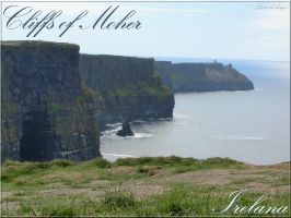 Cliffs of Moher 2 by JustLalaith