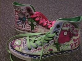 ZIM shoes by BabyPunchers