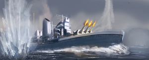Navy war 1 by PEDP