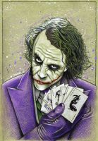 Joker by MisunderstoodTim