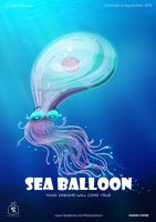 SEA BALLOON by SUKING