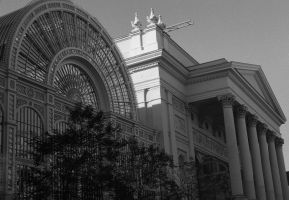 Royal Opera House by GothicaDollParts
