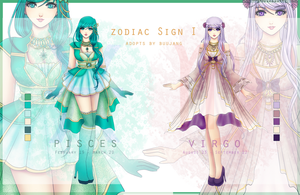 [CLOSED] Zodiac Batch Adopts by Buujang
