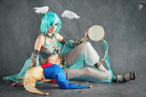Gypsy cosplay by Ryoko-demon
