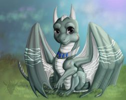 Beautiful Wind by Galidor-Dragon