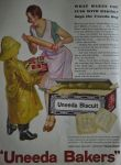 Vintage Biscuit Advertisement by Yeelka-Stock