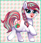 MLP- Fanart- Jarie Luv by Sweetochii