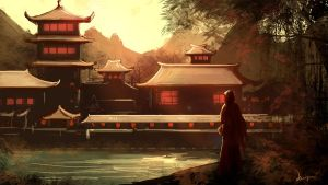 Red Riding in China by 3yen
