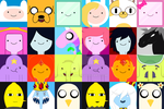 Adventure Time Icon by Panda-King