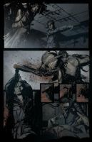 Silent Hill Downpour #3 Page 9 by T-RexJones