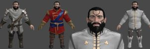 DAI Dwarf Male Inquisitor XPS by Padme4000