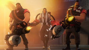 Indestructible (TF2) by toxioneer