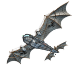 Steam Dragon 03 PNG Stock by Roys-Art