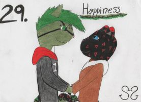 29. Happiness by Zs99