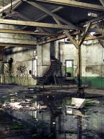 Urbex in Longueville 01 by colin-H
