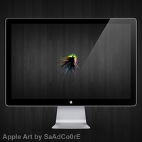 Apple Explosion Wallpaper by SaAdCo0rE