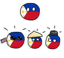 Countryball testings by EmeraldFire3362