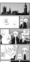 London - SoMa Short Comic by KeksFanxXx