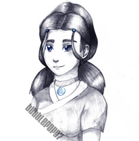 Katara by bubblepop97