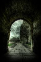 Archbishops Palace HDR by DrySin