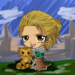 ::Dragon Age 2 :Anders Chibi:: by Lanzio