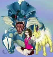 Letmeshowyou my pokemons by dionneong