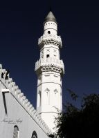 mosque3 by nawrasajaj