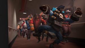 Sfm: Current state of TF2 + My loadouts by Jorppu