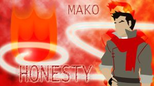 Honesty - Mako by MountainLygon