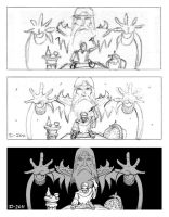 Three Stages by JeffDee