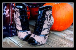 These Boots by wylf