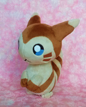Pokemon: Petit Furret by sugarstitch
