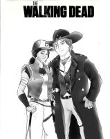 Walking Dead: An End to skip to by Omnipotrent
