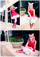Amy Rose Photoset by r-lowen