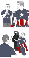 Coulson's Got Competition by TokiDokiLoki