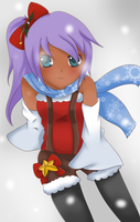 Elsword OC - Event, Christmas Time by Yushikuni