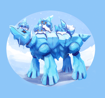 Ice Ice Babies by Avibroso