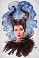 Maleficent by Rheatheranger