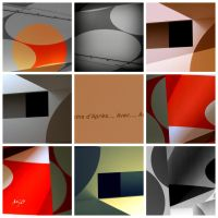 Illusions anamorphiques by amiejo
