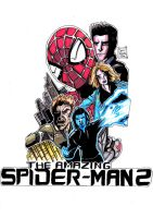 The Amazing Spider-man 2 by samrogers