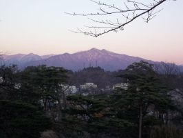 AkitaJapan MountainView2 by InCenter