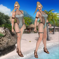 Rachel Tropical DLC by Sticklove