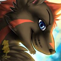 Jude Headshot by LuxuryCat