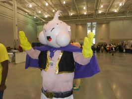 Nekocon 2012 Buu Cosplay by caseygracy1234