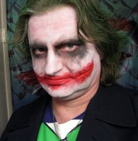 Why So Serious???? by EVysther