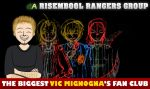 DA Risembool Rangers Contest Entry: Vic, The Voice by mickeyelric11