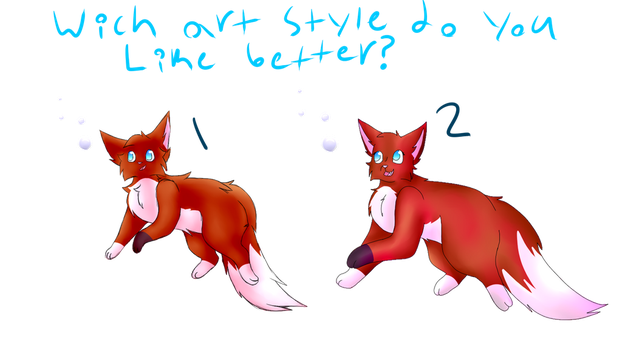 witch one do you like better? commet down below by petsjrh