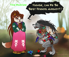 A Pandaren's Best Friend by sickdelusion